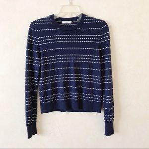 Equipment | Dash Print Pullover sweater